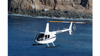 FAA Certifies Floats for R66 Turbine