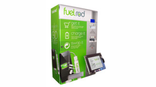 FuelRod Mobile Device Chargers