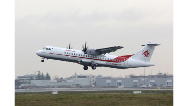 ATR Delivers its 200th ATR-600 to Air Algerie, Africa's largest operator