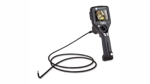 LED Videoscope