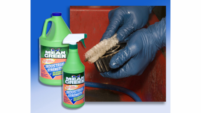 Industrial Strength Cleaner & Degreaser