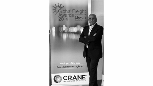 Crane Worldwide Logistics Appoints Michael J. Karam as UAE Country Manager