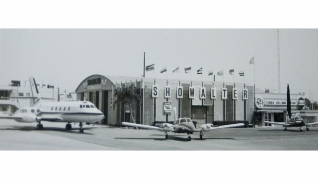 After 70  Years, Showalter Sells To Atlantic Aviation