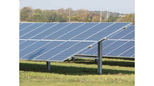Indianapolis Airport Solar Farm Expansion Completed