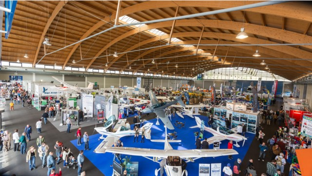 AERO 2015 Set to Maintain its Position as the Largest Trade Show for General Aviation in Europe