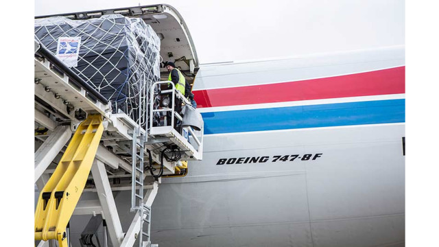 Cargolux To Fly Ohio Goods From Rickenbacker For Export