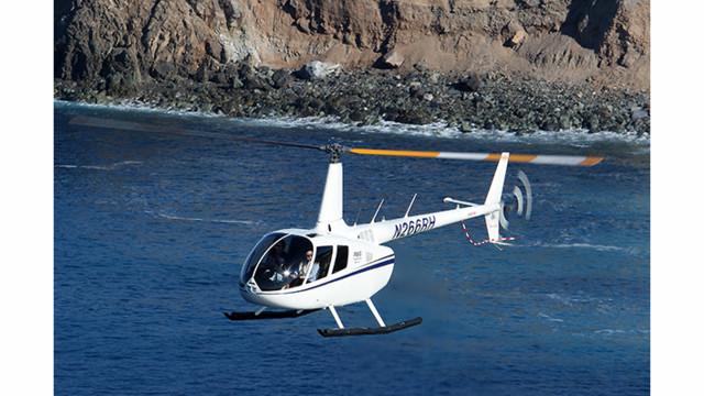 FAA Certifies Floats for R66 Turbine