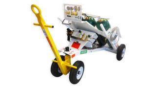 AERO Specialties Oxygen & Nitrogen Service Carts