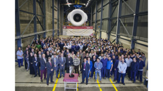Iberia Completes Overhaul of First V2500 Engine