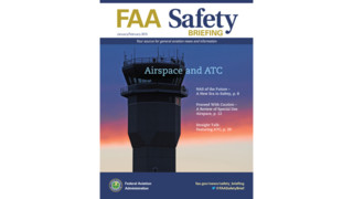 New Issue of FAA Safety Briefing Available