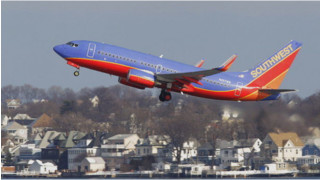 Southwest Passenger, Clobbered By Large Bag Falling From Overhead Bin, Sues For $49,000