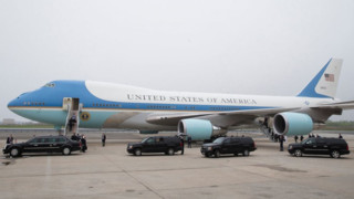 Boeing 747-8 Selected As New Presidential Aircraft