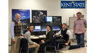 Installation of a WESTT CS/BV Bench at Kent State University in Ohio