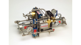 Compact Gas Booster
