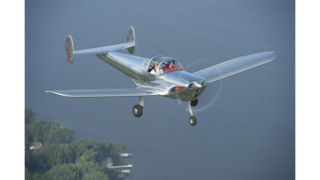 EAA AirVenture Oshkosh 2015 Celebrating 75th Anniversary of Ercoupe Design