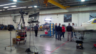 Discovery Channel's How It's Made Finalizes Filming at Piper Aircraft