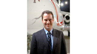 Dassault Falcon Jet Promotes Rodrigo Pesoa to Senior Director of Sales for Latin America