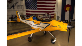 "Spartan College Signs Deposit Agreement for First 20 ""Sun Flyer"" Production Aircraft"