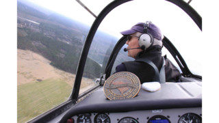 Enthusiasts Launch The South Carolina Aviation Medallion On First Flight