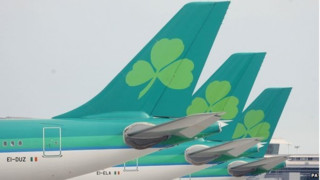 British Airways' Owner Bids For Aer Lingus