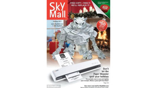 SkyMall Files For Bankruptcy