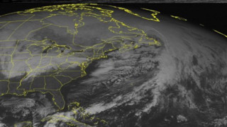 1,000 Logan Flights Canceled As Massive Blizzard Crawls Toward Boston