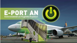 Fraport Goes Electric  At Frankfurt
