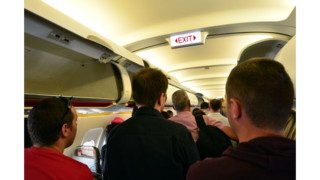 The Way Passengers Get Off Planes Makes Absolutely No Sense