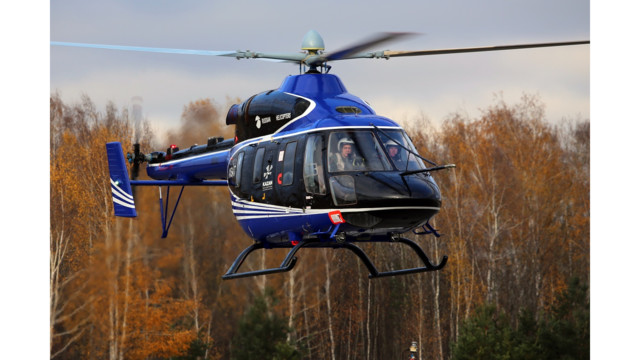 Russian Helicopters Announces Ansat Passenger Variant Receives AR IAC Certification