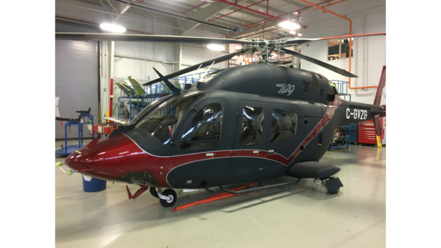 Bell Helicopter Finishes Rotorcraft In Tennessee