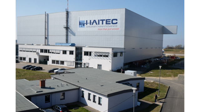 HAITEC Set to Continue MRO Expansion