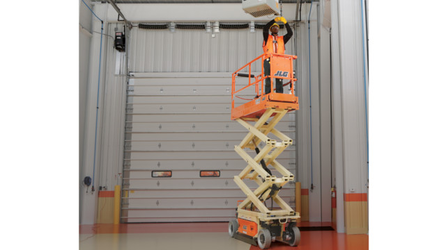 JLG Upgrades Scissor Lift Models To Reduce Weight, Improve Usability And Durability