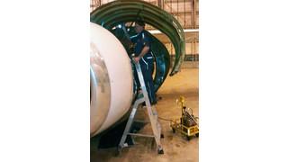Engine Cowling Ladder