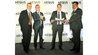 Premium AEROTEC and Aequs Aerospace Mark the Start of Their Strategic Partnership at Aero India 2015 With 7 Year $50 Million Deal