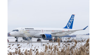 Transport Canada Issues Flight Permit for First CS300 Flight Test Vehicle and Bombardier Targets February 26 - 28 for First Flight