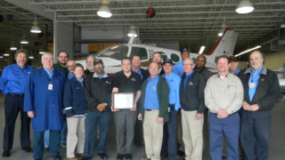 AIM Chesapeake Earns FAA Diamond Award for 2014