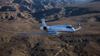 Gulfstream G650ER Circumnavigates the Globe in One Stop