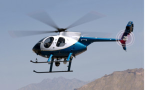 Phoenix Heliparts Partners with True Blue Power to Certify  Lithium-ion Main Ship Battery for Rotorcraft