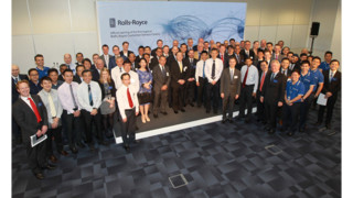 Rolls-Royce Launches New Customer Care Strategy With Opening of First Customer Service Centre for Civil Large Engines