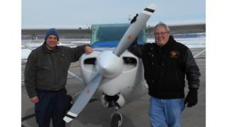 Hartzell Receives STC for Lightweight Scimitar Prop for Cessna 172RG Cutlass