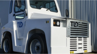 TLD Launches New Cargo Tractor