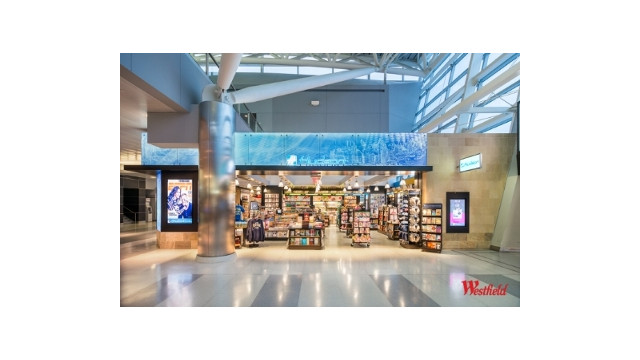 Westfield And Hudson Group Unveil Retail Revamp At JFK Terminal 8