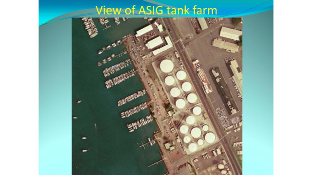 EPA Issues Press Release On ASIG Sand Island Fuel Spill Response