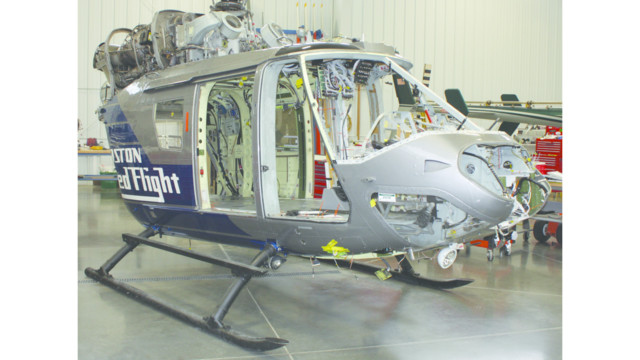 Helicopter Specialties, Inc. Welcomes Boston Medflight