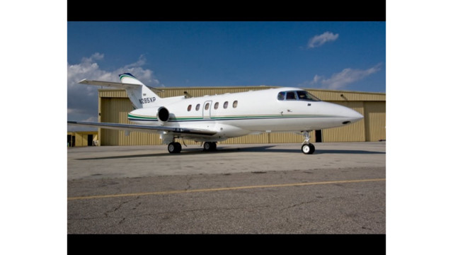 Clay Lacy Aviation Welcomes Hawker 800XP to Serve Nashville Charter Market