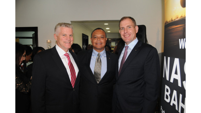 Jet Aviation Celebrates New Nassau FBO with Opening Event