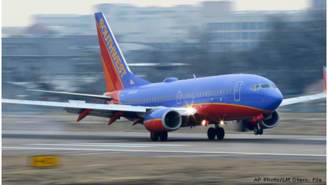 FAA: Southwest Can Use Planes That Missed Inspections