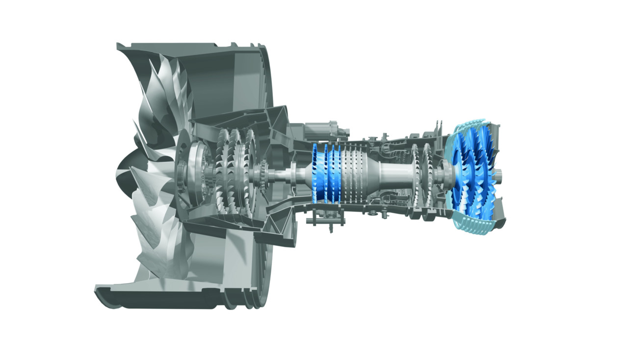 Mtu Aero Engines Develops New Turbine Blade Material