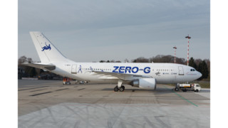 Lufthansa Technik Delivers Zero-G Aircraft Back to Novespace