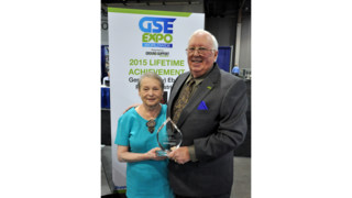 PAGE Founder Jerry Eberle Honored With Lifetime Achievement Award